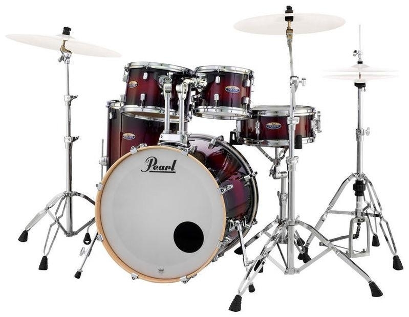 Pearl Decade Maple 22'' American Fusion W/ Hardware Pack