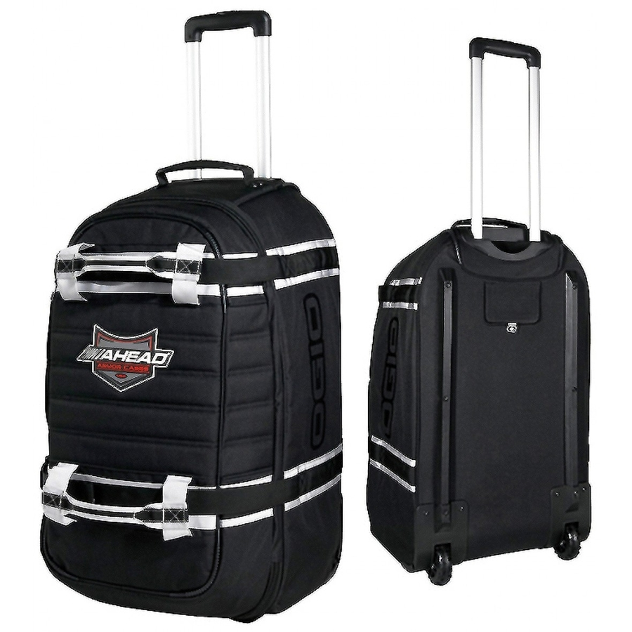 "Ahead Armor 28"" x 14"" x 14"" Hardware Case with Wheels"