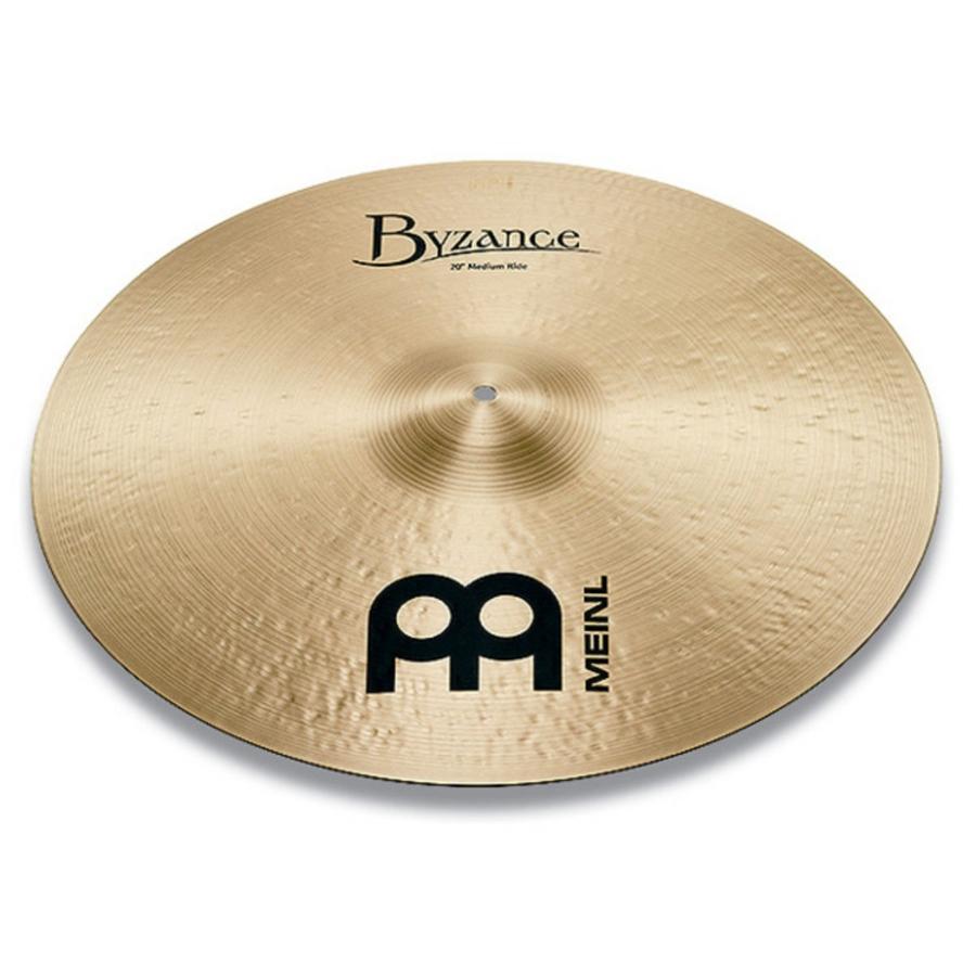 "Meinl Byzance Traditional 24"" Medium Ride Cymbal"