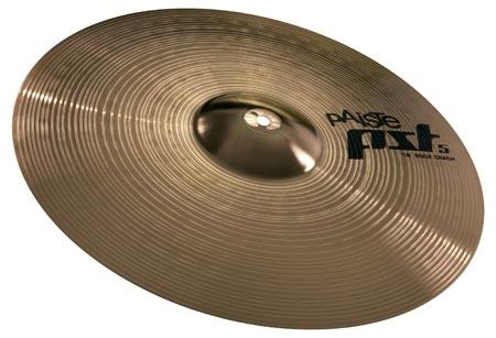 Paiste PST 5 Medium Crash Cymbals