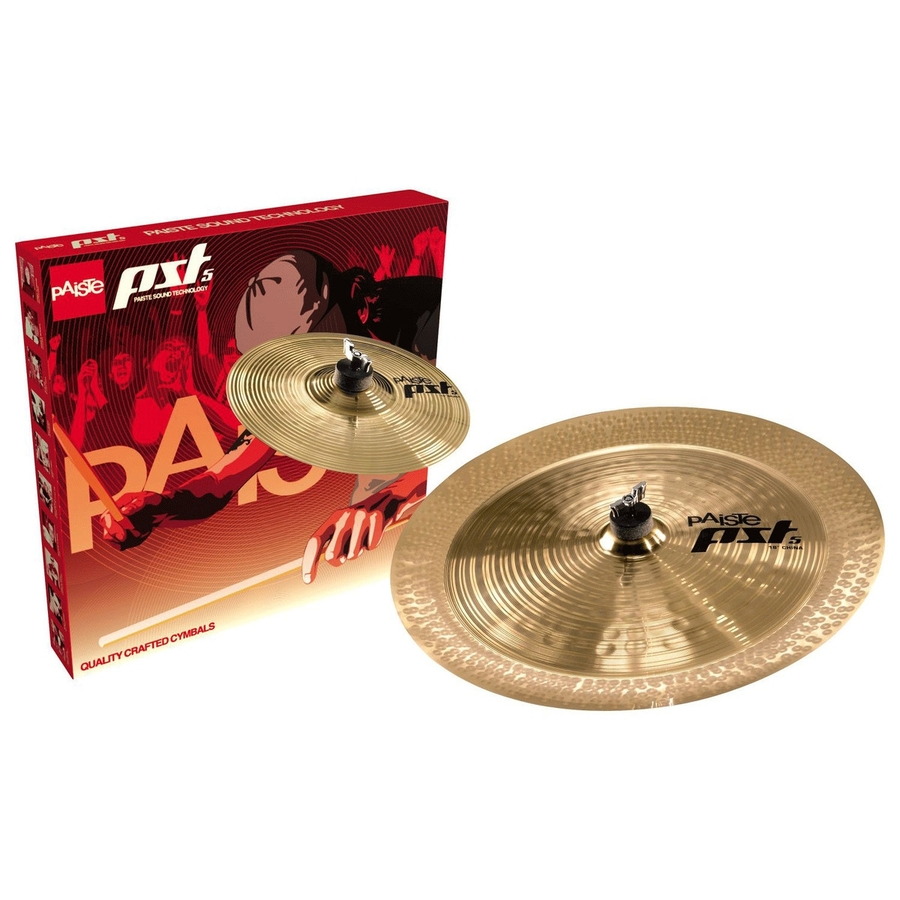 Paiste PST 3 Box Effects Pack