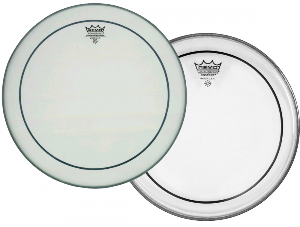 Remo Pinstripe Bass Drum Heads