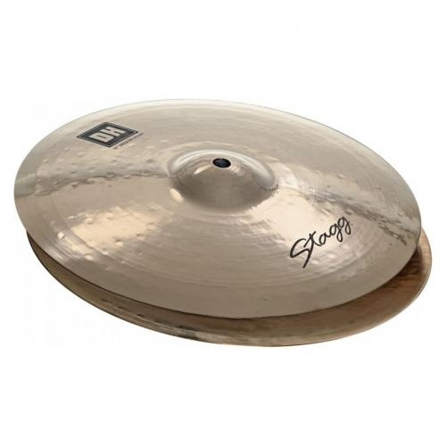 "Stagg DH 12"" Medium Hi-hats"