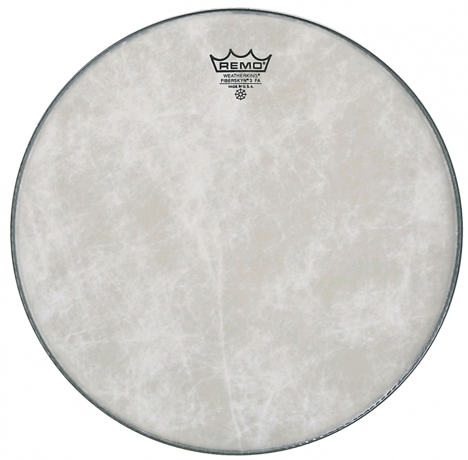 Remo Fiberskyn 3 Ambassador Bass Drum Heads