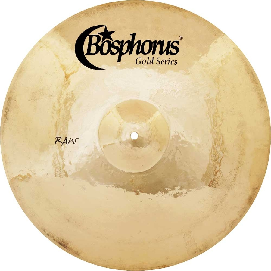 Bosphorus 20 inch Gold Raw Series Crash Cymbal