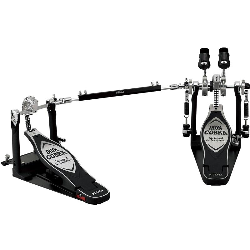 Iron Cobra Rolling Glide Bass Drum Pedal w/case