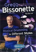 Musical Drumming in Different Styles - Greg Bissonette