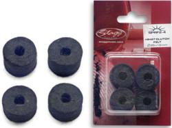 Stagg Hi-Hat Clutch Felts - 4 Pack