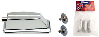 Stagg Bass Drum Lugs (3pc)