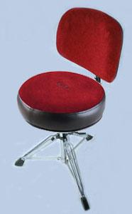 Roc n Soc Drum Throne - Round Seat