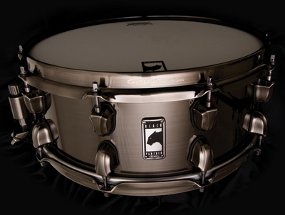 """Mapex Black Panther Blade 14"""" x 5.5"""" Steel Snare"""