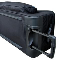 protection racket hardware bag with wheels 5028w 01 28 x 14 x 10 drumshack. Black Bedroom Furniture Sets. Home Design Ideas