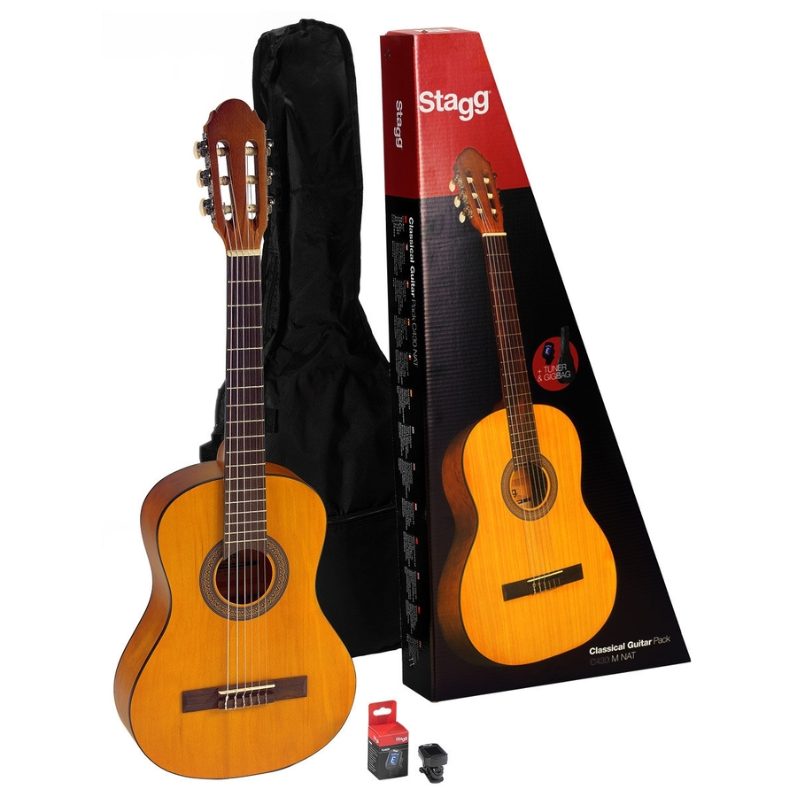 Stagg Classical 3/4 Size Guitar Pack