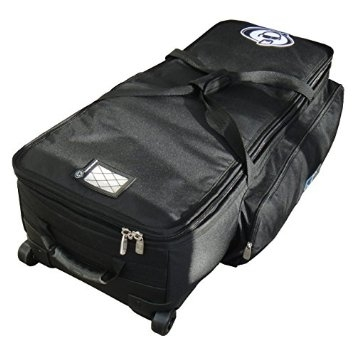 """Protection Racket Hardware Bag with wheels 5028W-01 (28"""" x 14"""" x 10"""")"""