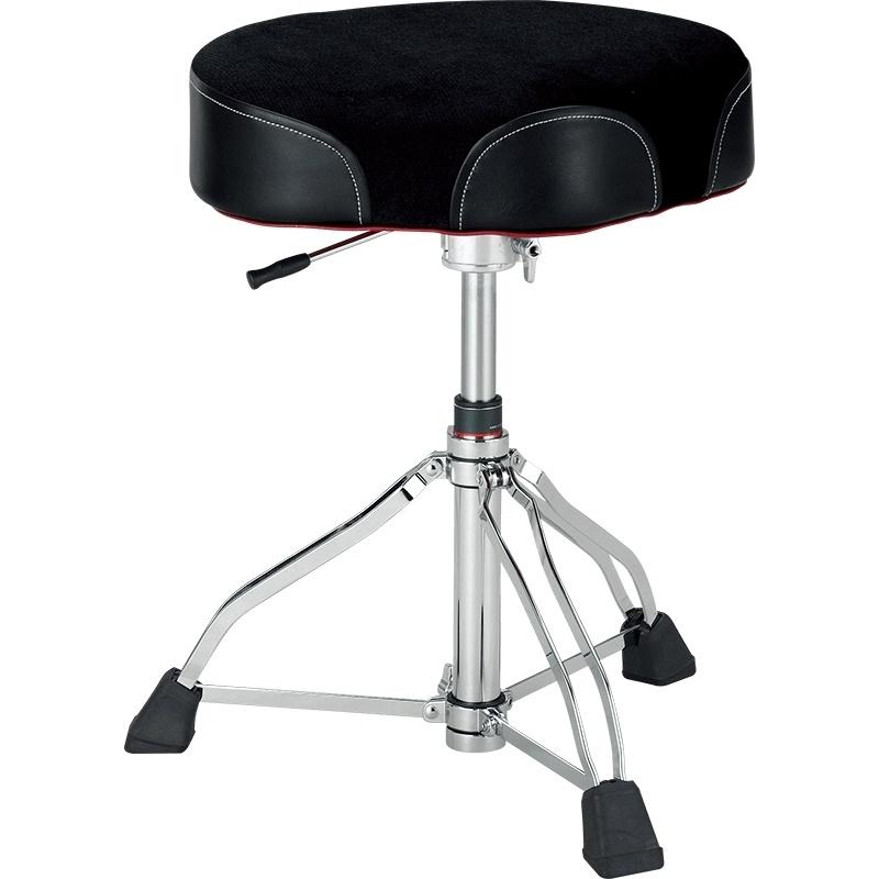 "Tama 1st Chair Ergo-Rider HYDRAULIX ""Cloth Top"" (HT750BC)"