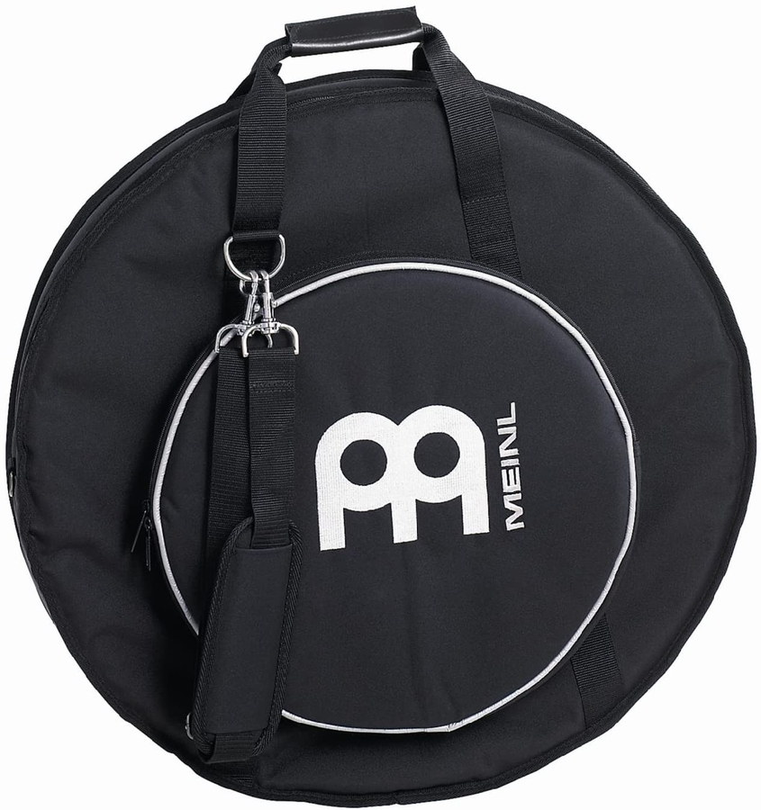 "Meinl Professional Heavy Duty Nylon 22"" Cymbal Bag, Black (MCB22)"