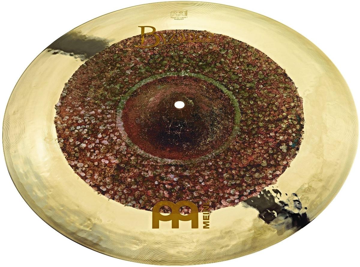 Meinl Byzance Extra Dry B20DUCR Crash-Ride Cymbal