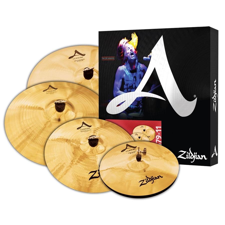 Zildjian A Custom Promo Box Set