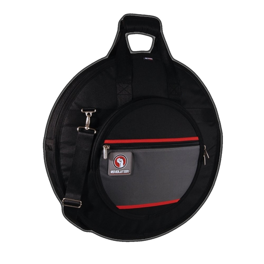 Ahead Armor AR6023RS Deluxe Cymbal Case with Ruck Straps