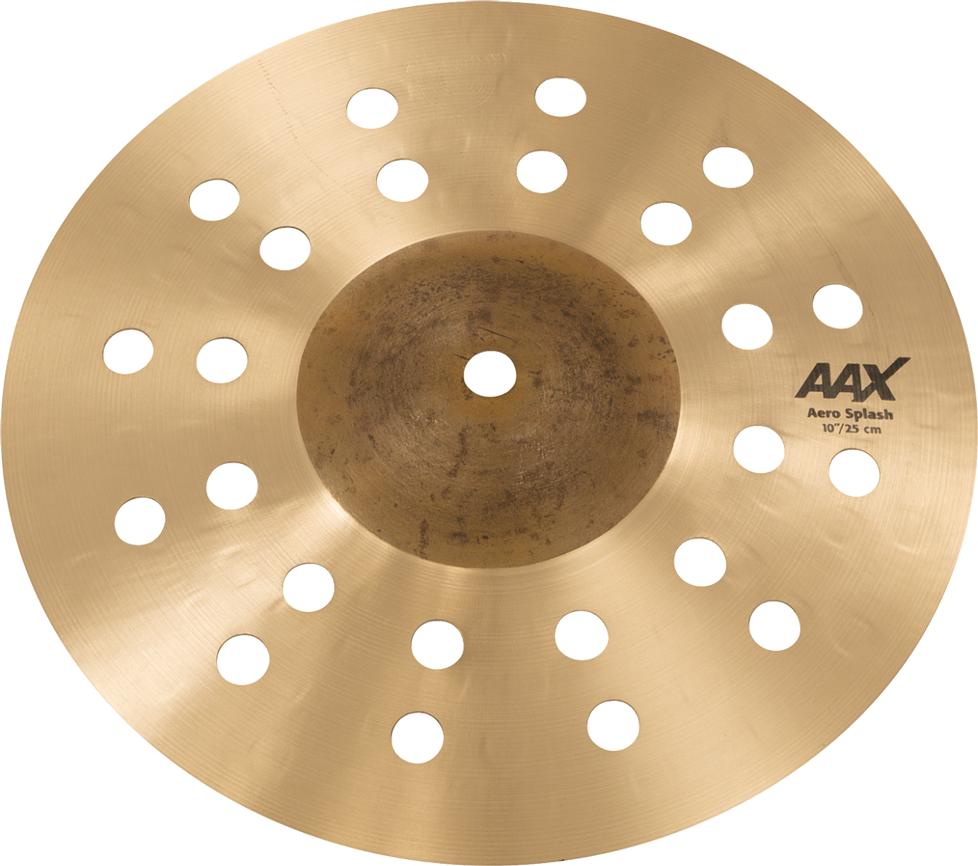 Sabian AAX Aero Splash Cymbals