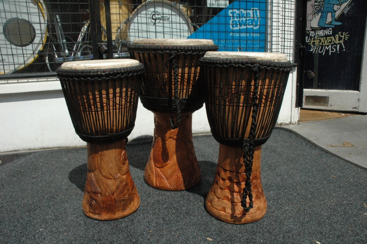 Powerful Drums Professional Djembe