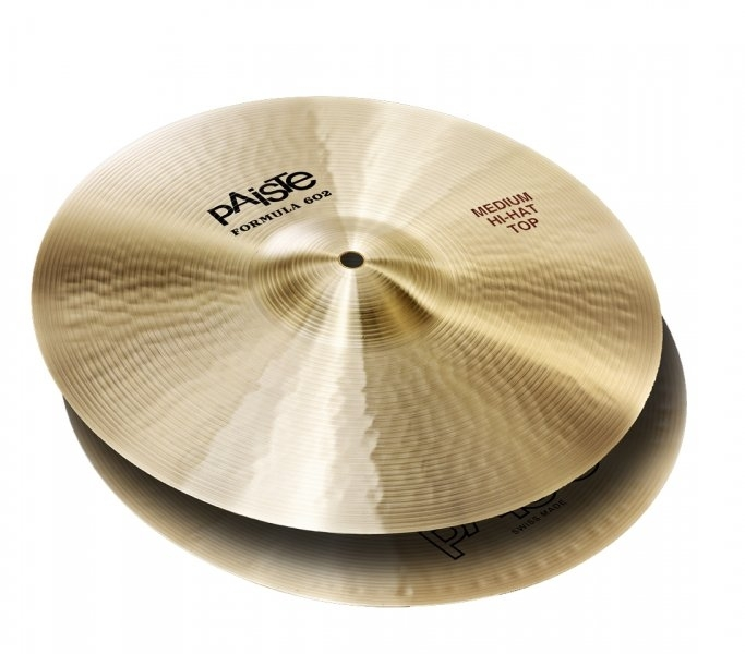 Paiste Formula 602 Medium Hi Hats