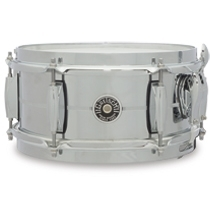 Gretsch GB-4161 USA Brooklyn 10x5in / 12x6in Chrome Over Steel Snare