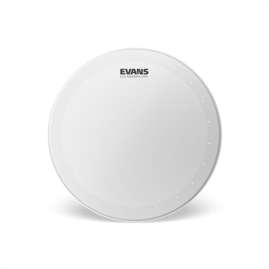 Evans Genera Dry Snare Drum Heads