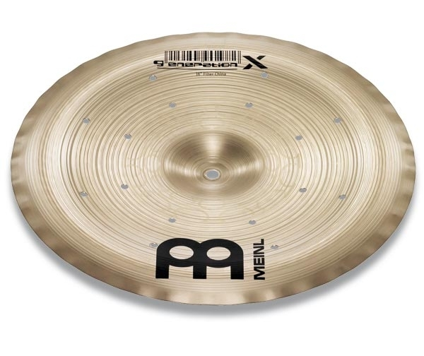 Meinl Generation X Filter China Cymbals