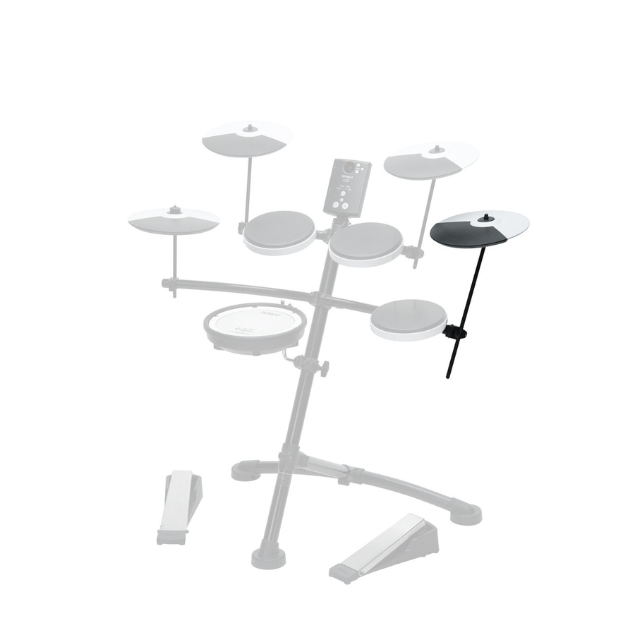 Roland OP-TD1C Extra Add-On Cymbal for TD-1 V-Drums Digital Drum Kits - Perfect Upgrade