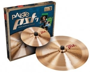 Paiste PST7 Effects Cymbal Set PST7FXPACK