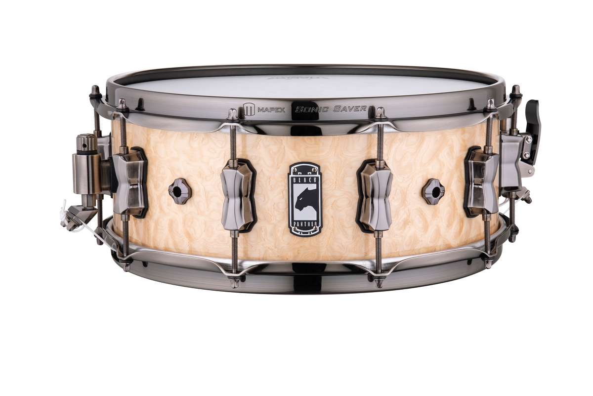 "Mapex Black Panther 14"" PEGASUS Maple / Walnut Snare Drum BPNMW4550LXN"