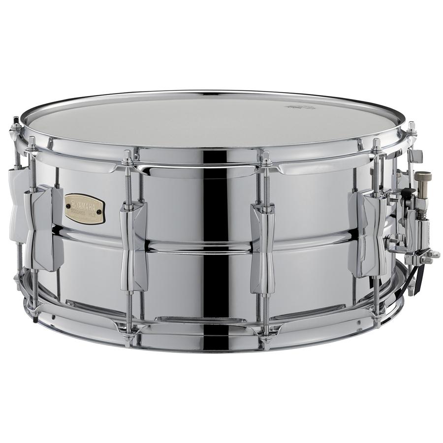"Yamaha Stage Custom Steel Snare 14"" x 6.5"" - SSS1465"
