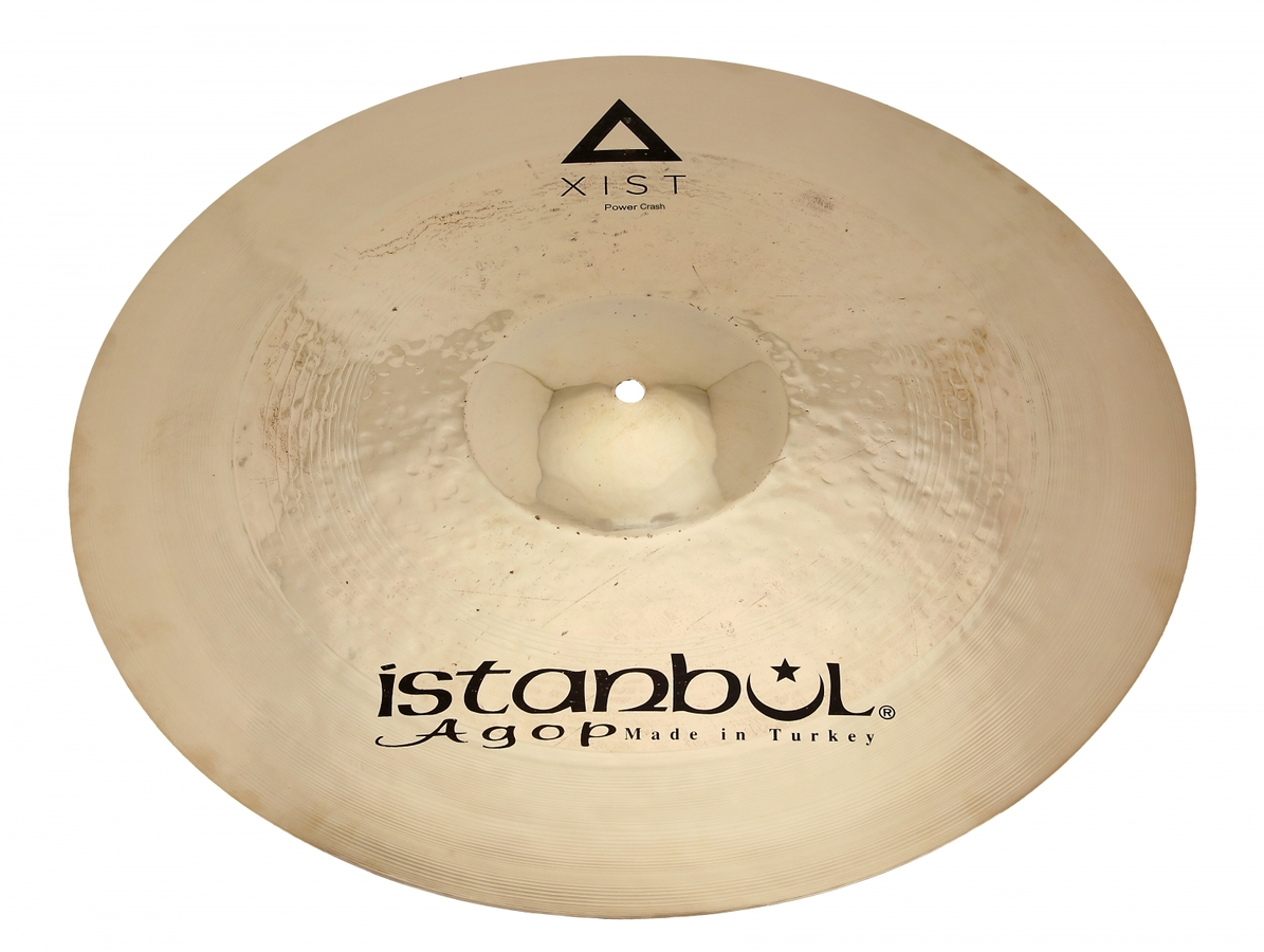 Istanbul Agop Xist Power Crashes