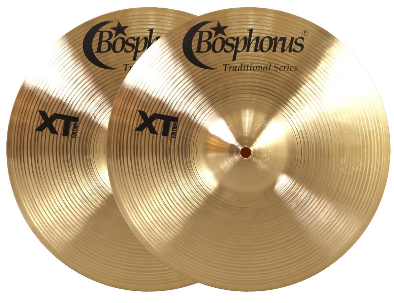 Bosphorus Traditional XT Series Hihat Cymbals