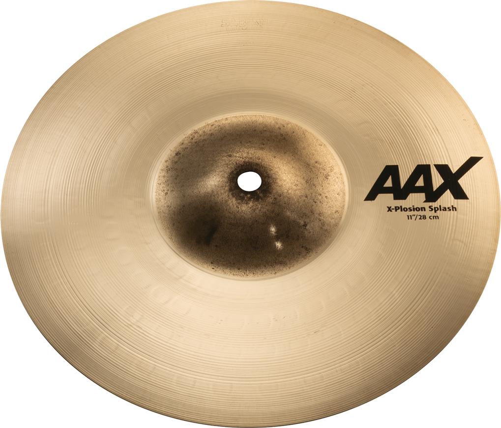 "Sabian 11"" AAX X-Plosion Splash Cymbal"