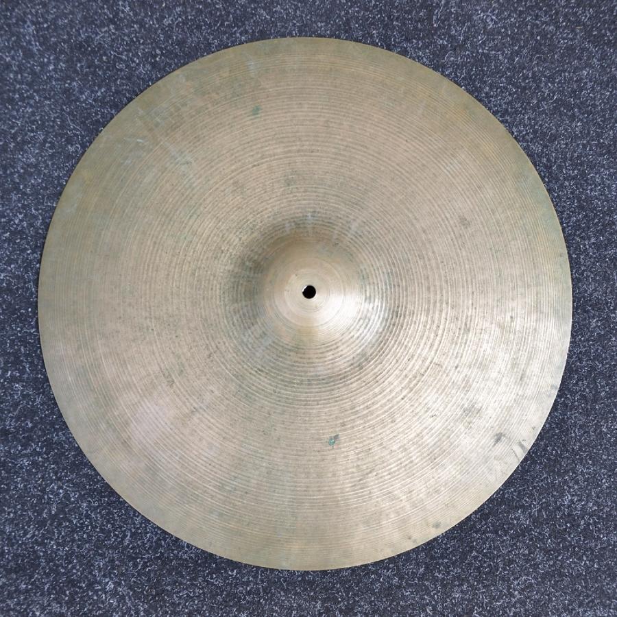 """Zildjian Avedis 21"""" Rock Ride Cymbal"""