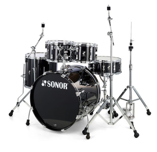 Sonor AQ1 Studio Kit in High Gloss Finishes