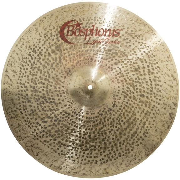 """Bosphorus Lyric Series 21"""" Crash / Ride Cymbal"""