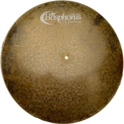 Bosphorus Master Vintage Series Flat Ride Cymbals