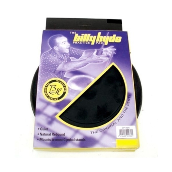"""Billy Hyde 8"""" Practice Pad"""
