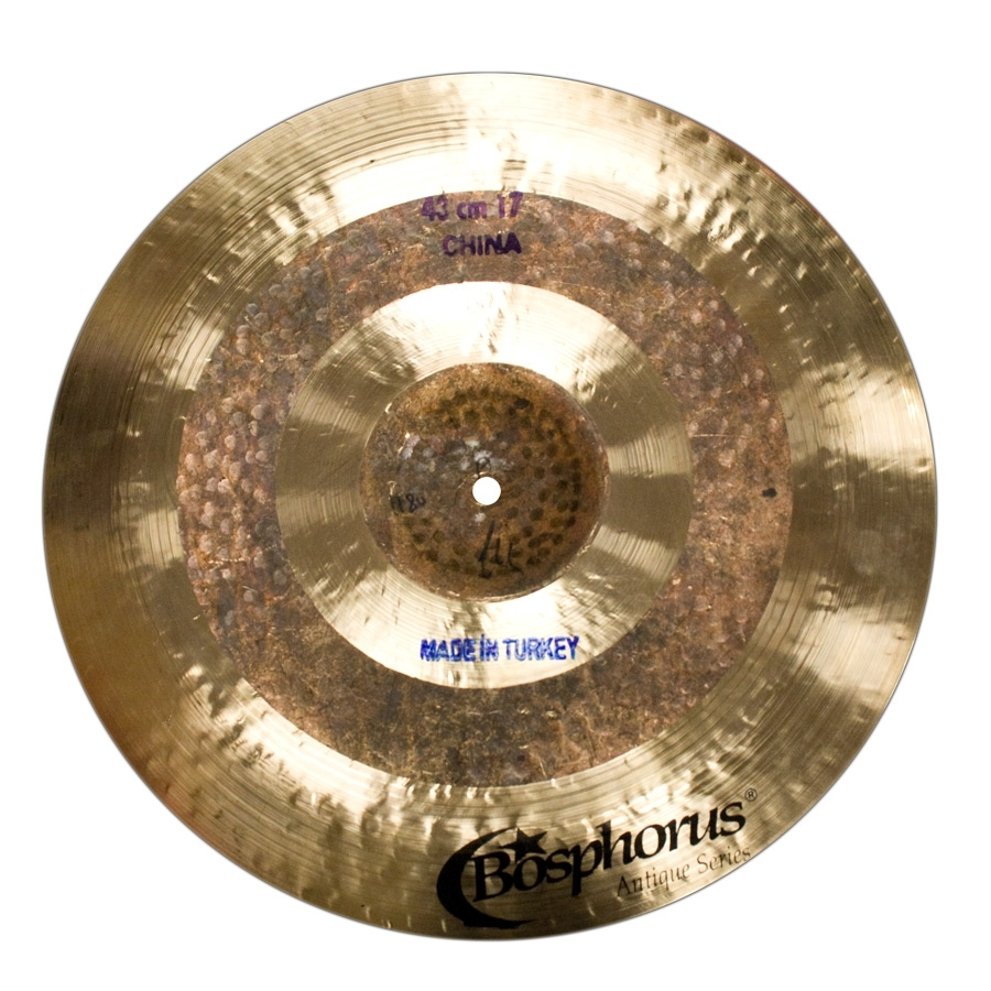 Bosphorus Antique China Cymbals