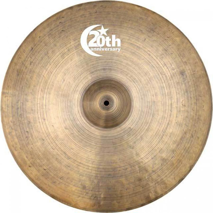 Bosphorus 20th Anniversary Series Crash Cymbals