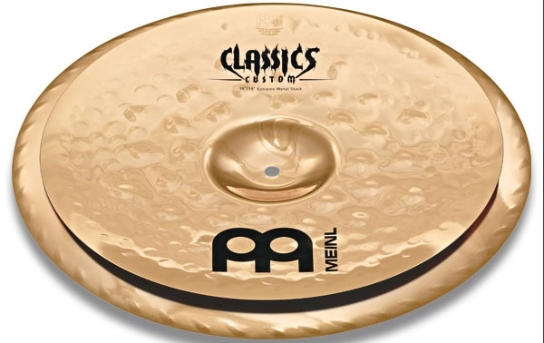 "Meinl Extreme Metal 16/18"" Stack Cymbal"