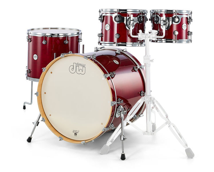 DW Design Series American Fusion 22 10 12 16 Shell Pack