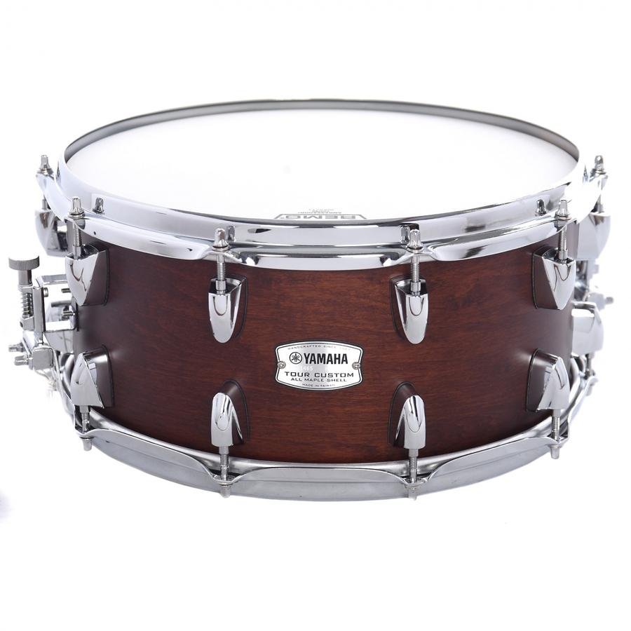 """Yamaha Tour Custom 14""""x6.5"""" Snares"""