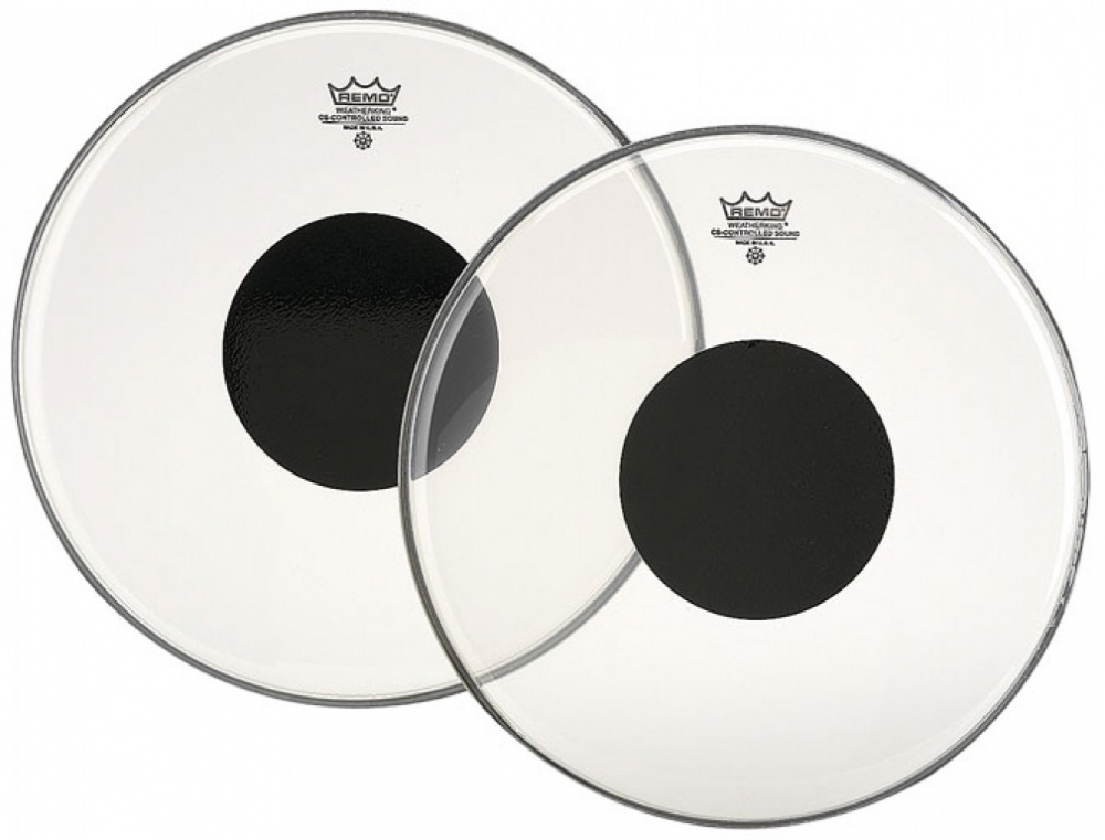 Remo Controlled Sound Bass Drum Heads