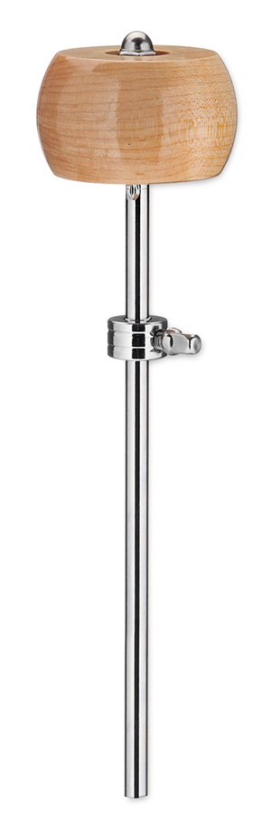 DW SM104 Solid Maple BASS DRUM PEDAL Beater