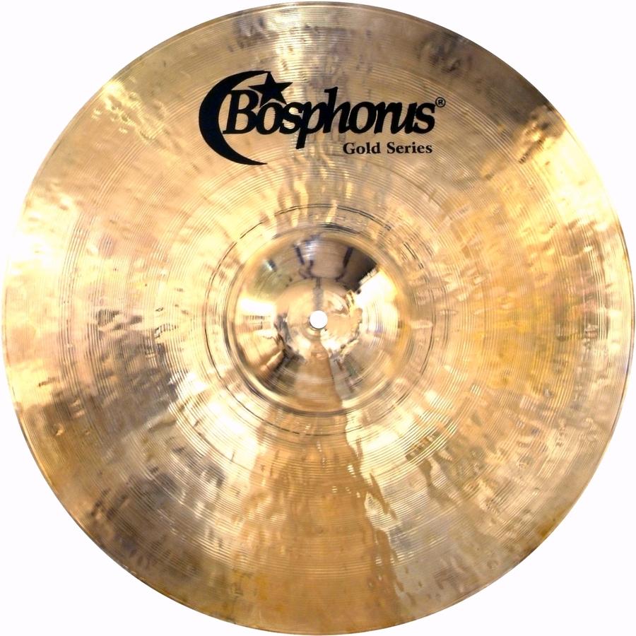 Bosphorus Gold Series Crash Cymbals
