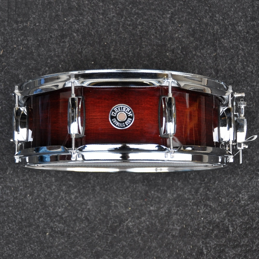 gretsch 14 x 5 5 catalina club snare drum in gloss antique burst 2nd hand 2nd hand drumshack. Black Bedroom Furniture Sets. Home Design Ideas